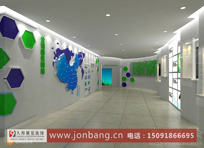 院校展厅,部队展厅,企业展厅,产品展厅,专卖店等公共空间的设计施工图片
